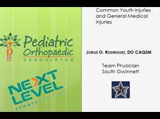 youth and general injuries powerpoint